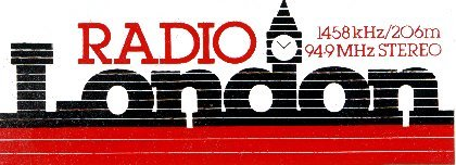 'London Sounds Eastern' the popular radio program presented by Vernon Corea was broadcast over BBC Radio London 206