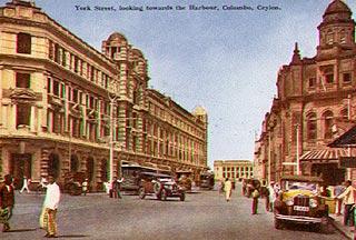 Colombo in 1910
