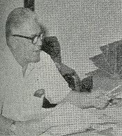 Clifford Dodd was the Director of the Commercial Service of Radio Ceylon