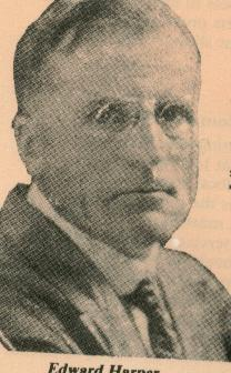Edward Harper the Father of Broadcasting of Ceylon
