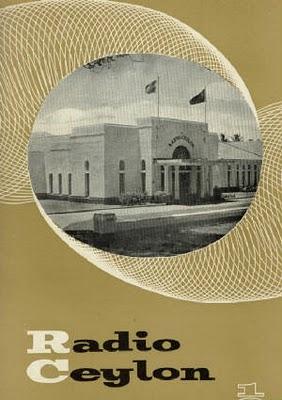 Radio Ceylon in 1963