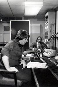 Vernon Corea presents 'London Sounds Eastern' at BBC Radio London 206
