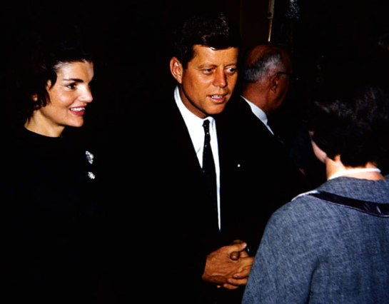 Senator John F.Kennedy in 1960 (Photo courtesy of Wikipedia by Appleton)