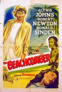 The Beachcomber movie was filmed in Ceylon.