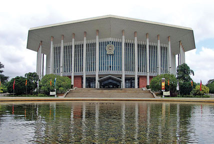 Leaders and broadcasters from across The Commonwealth will be  at the Bandaranaike Memorial International Convention Hall for CHOGM 2013 from 10th - 17th November.