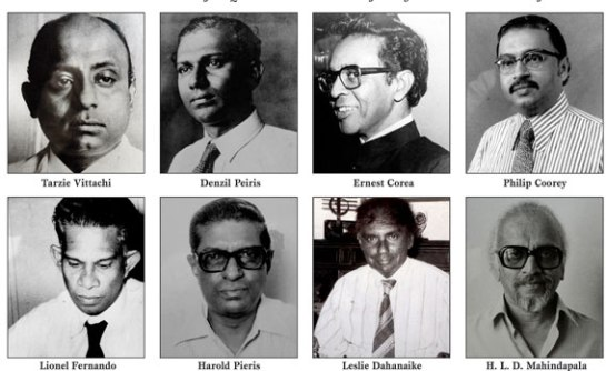 At one time Ernest Corea was Editor In Chief at Lake House - a long line of distinguished Sri Lankan journalists have been in charge of the Ceylon Daily News and the Ceylon Observer.