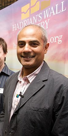 George Alagiah of the BBC came to see Vernon Corea when he wanted to join the BBC. (Photo courtesy of Wikipedia)