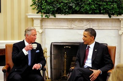 His Royal Highness Prince Charles, the Prince of Wales here with US President Barack Obama at the White House in Washington will celebrate his 65th Birthday at the British High Commission in Colombo when he attends the Commonwealth Heads of Government Meeting - CHOGM 2013 in Sri Lanka.