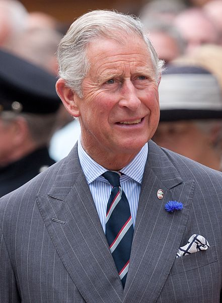 HRH Prince Charles will fly to Colombo to officially open CHOGM 2013. Photo courtesy of Dan Marsh and Wikipedia.