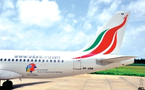 The SriLankan Airlines fleet gets ready to welcome Commonwealth leaders for CHOGM 2013 in Colombo.