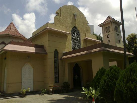 Canon Ivan Corea was Vicar of St.Luke's Church Borella in Colombo, Sri Lanka.