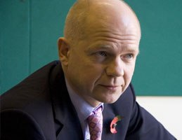 Foreign Secretary William Hague will be present at the function for the Prince  of Wales.  The British Foreign Secretary is also attending CHOGM 2013. (Photo courtesy of Wikipedia)