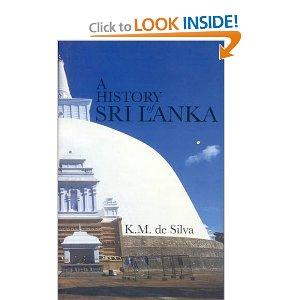 Professor K.M.De Silva mentioned Vernon Corea's ancestor in 'A History of Sri Lanka.'