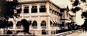Edward Harper was Chief Engineer at the Central Telegraph Office in Colombo in 1921.