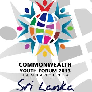 The Commonwealth Youth Forum 2013 in Hambanthota, Sri Lanka.