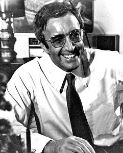 Vernon Corea was a fan of the comdey actor Peter Sellers.