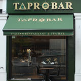 Taprobar Restaurant in London offers fine Italian food with a twist - Ceylon Tea from the Mackwoods tea estates in Sri Lanka visited by His Royal Highness Prince Charles on his official tour to Sri Lanka.