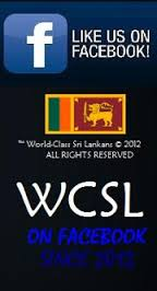 Vernon Corea is on the World Class Sri Lankans Facebook Page.