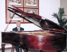 Nihal Corea, a cousin of Vernon Corea was a well known pianist in Sri Lanka.