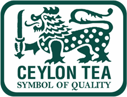 The Ceylon Tea Logo.
