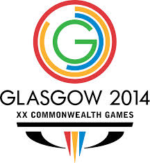 Glasgow 2014 Commonwealth Games logo.