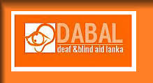 The British charity Deaf and Blind Aid Lanka.