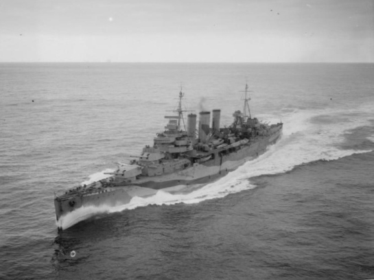 Prince Philip was also on shore station in Ceylon with HMS Kent during World War II.
