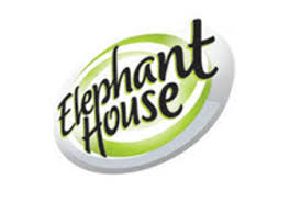 The Elephant House logo.  The legendary Sri Lankan broadcaster Vernon Corea loved the Elephant House drinks like Ginger Beer and Cream Soda his personal favourites when he lived in Maha Nuge Gardens in Colombo Sri Lanka in the 1960s and 1970s.
