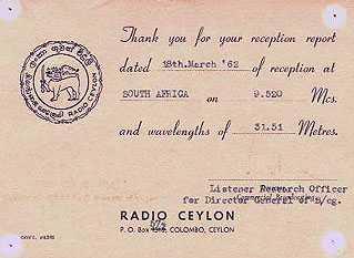 RadioCeylonQSLCard2