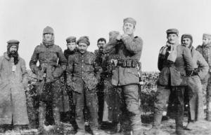 The 100th Anniversary of the Christmas Truce of 1914.