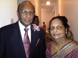 Mrs Ranjini Corea wife of Dr. Vijaya Corea has passed away in Colombo this morning.