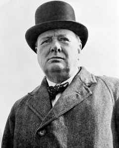 Sir Winston Churchill died 50 years ago.