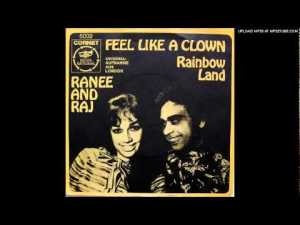 Sandra Edema and Nimal Mendis had a British hit as Raj and Ranee with 'Feel Like A Clown - they created music history by joining only a handful of Sri Lankans ever to appear on BBC TV's 'Top of the Pops' in the UK.