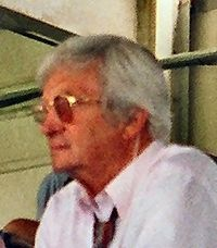 Vernon Corea loved listening to Richie Benaud's cricket commentaries.