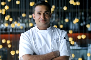 Peter Kuruvita the world class Chef with the Sri Lankan connection - photograph courtesy of www.peterkuruvita.com.